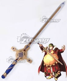 Fate Grand Order Saber Gaius Julius Caesar Sword Cosplay Weapon Prop
