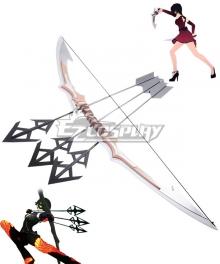 RWBY Cinder Fall Three Arrows Two Swords Cosplay Weapon Prop