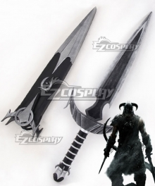 The Elder Scrolls V: Skyrim Mehrunes Dagon Mehrunes' Razor Dagger Scabbard Cosplay Weapon Prop