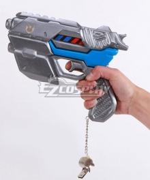 Overwatch OW D.Va DVa Hana Song Officer Gun Cosplay Weapon Prop - Starter Edition