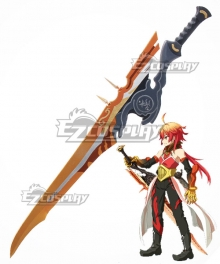 Fate Grand Order Saber Rama Sword Cosplay Weapon Prop