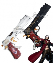 Devil May Cry Dante Double Gun Cosplay Weapon Prop