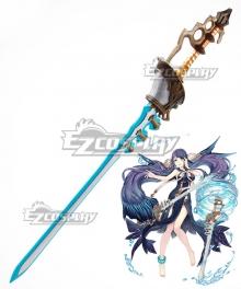 SINoALICE Little Mermaid Breaker Sword Cosplay Weapon Prop