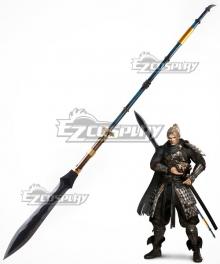 Nioh William Adams Spear Cosplay Weapon Prop