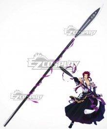 Touken Ranbu Online Tonbokiri Spear Cosplay Weapon Prop