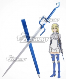 Sword Oratoria DanMachi Familia Myth Is It Wrong to Try to Pick Up Girls in a Dungeon Aiz Wallenstein Sword Scabbard Cosplay Weapon Prop