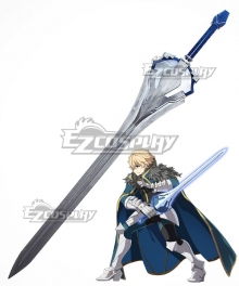 Fate Grand Order Saber Gawain Sword Cosplay Weapon Prop