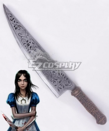 Alice: Madness Returns Alice Sword Cosplay Weapon Prop