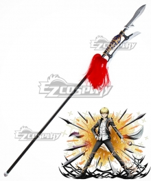 Fate Grand Order Fate Stay Night Archer Gilgamesh Fangtian Huaji Spear Cosplay Weapon Prop