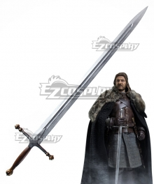 Game of Thrones Eddard Stark Sword 120cm Cosplay Weapon Prop