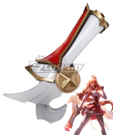 League of Legends LOL Star Guardian MF Miss Fortune The Bounty Hunter Gun Cosplay Weapon Prop