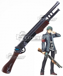 The Legend of Heroes: Trails of Cold Steel Machias Regnitz Gun Cosplay Weapon Prop