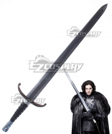 Game of Thrones Jon Snow Longclaw Sword B Cosplay Weapon Prop