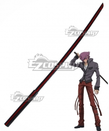 Re: Creators Yuya Mirokuji PVC Sword Cosplay Weapon Prop