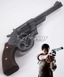 The Evil Within Sebastian Castellanos Gun Cosplay Weapon Prop