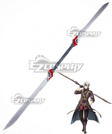The Legend of Heroes: Trails of Cold Steel Crow Armbrust Spear Cosplay Weapon Prop