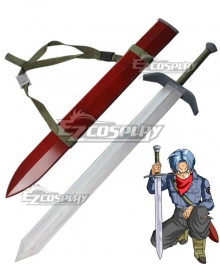 Dragon Ball Super Future Trunks Sword Cosplay Weapon Prop - A Edition