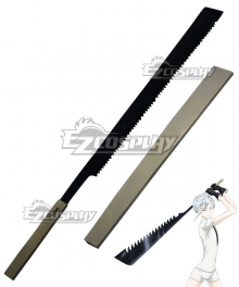 Land of the Lustrous Houseki no Kuni Antarcticite Sword and Scabbard Cosplay Weapon Prop