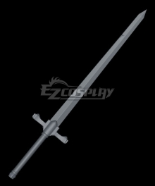 Dark Souls Sunlight Straight Sword Cosplay Weapon Prop