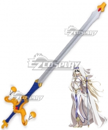 Goblin Slayer Sword Maiden Sword Cosplay Weapon Prop