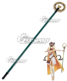 Fate Grand Order FGO Caster Xuanzang Sanzang Staff Cosplay Weapon Prop
