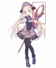 Princess Connect! Re:Dive Nijimura Yuki Mirror Cosplay Weapon Prop