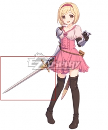 Princess Connect! Re:Dive Djeeta Sword Cosplay Weapon Prop