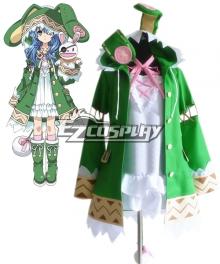 Date A Live Yoshino Hermit Cosplay Costume