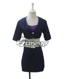 Death Parade Desu Paredo Death Billiards Chiyuki Cosplay Costume