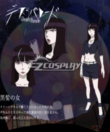 Death Billiards Chiyuki Cosplay Costume - Only Jacket