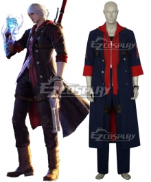 Devil May Cry Nero Cosplay Costume - Only Underwear, Pant, Coat