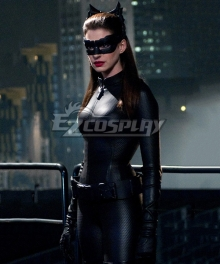 DC Comic Batman The Dark Knight Rise Cat Woman Cosplay Costume