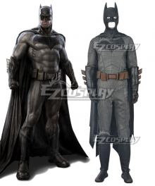 DC Comics Batman v Superman: Dawn of Justice Bruce Wayne Cosplay Costume