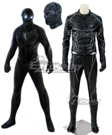 DC The Flash Zoom Hunter Zolomon Cosplay Costume