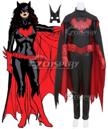 DC Comics Batwoman Cosplay Costume