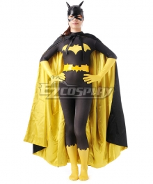 DC Comics Batwoman Batman Batgirl Cosplay Costume