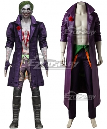 DC Injustice 2 Joker Cosplay Costume