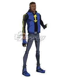 DC Young Justice: Outsiders 2018 Static Cosplay Costume