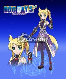 DOG DAYS'' Yukikaze Panettone Cosplay Costume
