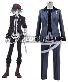 Diabolik Lovers More Blood Mukami Azusa Cosplay Costume