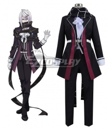 Diabolik Lovers More Blood Tsukinami Carla  Uniform Cosplay Costume