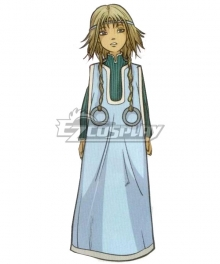 Disney W.I.T.C.H.  Witch Elyon Brown Cosplay Costume