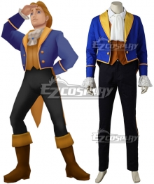 Disney Comic Beauty and The Beast Beast Prince Cosplay Costume