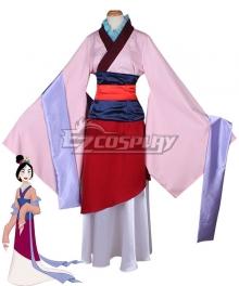 Disney Princess Mulan Cosplay Costume