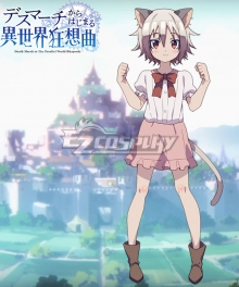Death March to The Parallel World Rhapsody Death March kara Hajimaru Isekai Kyousoukyoku Tama Cosplay Costume