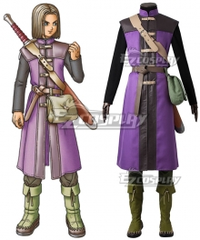 Dragon Quest XI: Echoes of an Elusive Age Luminary Hero Cosplay Costume