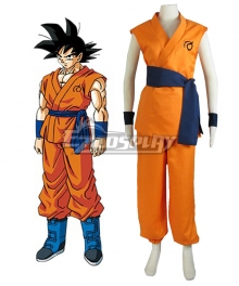 Dragon Ball Super Z Son Goku Kakarotto Cosplay Costume
