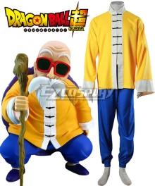 Dragon Ball Master Roshi Cosplay Costume