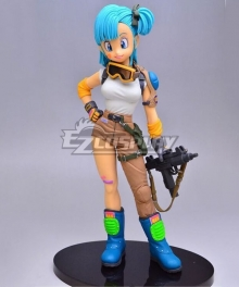 Dragon Ball Bulma Cosplay Costume
