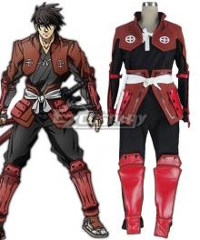Drifters Shimazu Toyohisa Cosplay Costume - B Edition